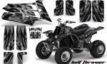 YAMAHA Banshee 350 Bolt Thrower Silver BB 150x90 - Yamaha Banshee 350 Graphics