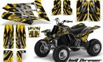 YAMAHA Banshee 350 Bolt Thrower Yellow BB 150x90 - Yamaha Banshee 350 Graphics