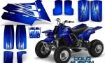 YAMAHA Banshee 350 CreatorX Graphics Kit Cold Fusion Blue 150x90 - Yamaha Banshee 350 Graphics