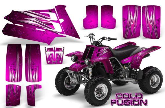 YAMAHA Banshee 350 CreatorX Graphics Kit Cold Fusion Pink 570x376 - Yamaha Banshee 350 Graphics