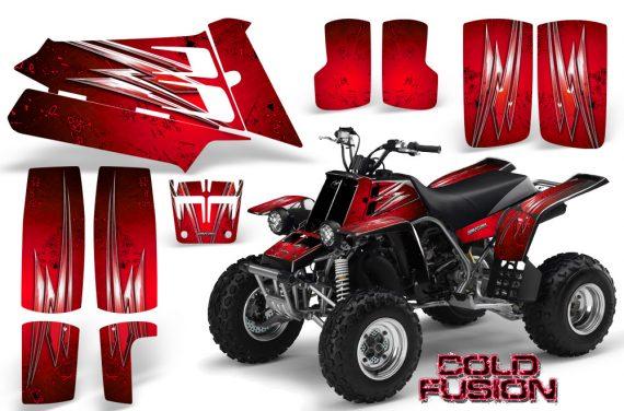 YAMAHA Banshee 350 CreatorX Graphics Kit Cold Fusion Red BB 570x376 - Yamaha Banshee 350 Graphics