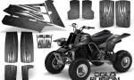 YAMAHA Banshee 350 CreatorX Graphics Kit Cold Fusion Silver 150x90 - Yamaha Banshee 350 Graphics