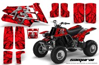 YAMAHA-Banshee-350-CreatorX-Graphics-Kit-Samurai-Red