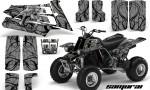 YAMAHA Banshee 350 CreatorX Graphics Kit Samurai Silver 150x90 - Yamaha Banshee 350 Graphics