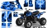 YAMAHA Banshee 350 CreatorX Graphics Kit Spell Blue BB 150x90 - Yamaha Banshee 350 Graphics