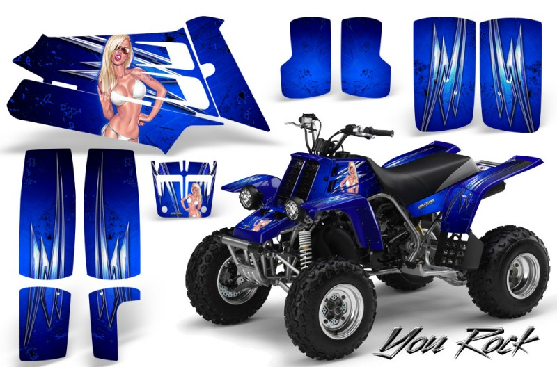 YAMAHA-Banshee-350-CreatorX-Graphics-Kit-You-Rock-Blue