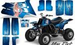 YAMAHA Banshee 350 CreatorX Graphics Kit You Rock BlueIce 150x90 - Yamaha Banshee 350 Graphics