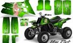 YAMAHA Banshee 350 CreatorX Graphics Kit You Rock Green 150x90 - Yamaha Banshee 350 Graphics