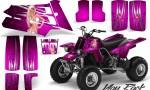 YAMAHA Banshee 350 CreatorX Graphics Kit You Rock Pink 150x90 - Yamaha Banshee 350 Graphics