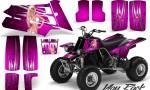 YAMAHA Banshee 350 CreatorX Graphics Kit You Rock Pink BB 150x90 - Yamaha Banshee 350 Graphics