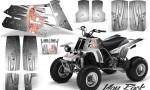 YAMAHA Banshee 350 CreatorX Graphics Kit You Rock White 150x90 - Yamaha Banshee 350 Graphics