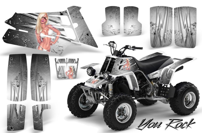 YAMAHA-Banshee-350-CreatorX-Graphics-Kit-You-Rock-White