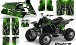 YAMAHA Banshee 350 SpiderX Green BB 150x90 - Yamaha Banshee 350 Graphics