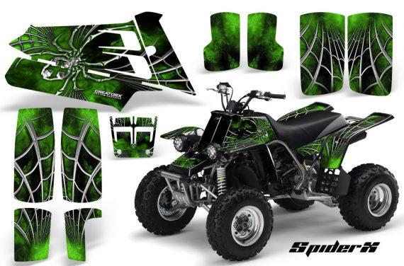YAMAHA Banshee 350 SpiderX Green BB 570x376 - Yamaha Banshee 350 Graphics
