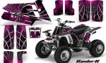 YAMAHA Banshee 350 SpiderX Pink 150x90 - Yamaha Banshee 350 Graphics
