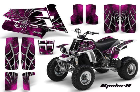 YAMAHA Banshee 350 SpiderX Pink 570x376 - Yamaha Banshee 350 Graphics