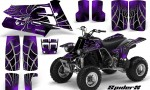YAMAHA Banshee 350 SpiderX Purple 150x90 - Yamaha Banshee 350 Graphics