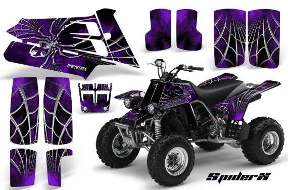 YAMAHA Banshee 350 SpiderX Purple 570x376 - Yamaha Banshee 350 Graphics
