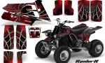 YAMAHA Banshee 350 SpiderX Red BB 150x90 - Yamaha Banshee 350 Graphics