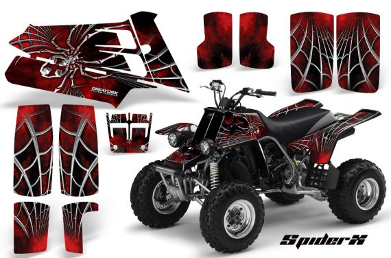 YAMAHA Banshee 350 SpiderX Red BB 570x376 - Yamaha Banshee 350 Graphics