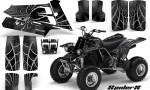 YAMAHA Banshee 350 SpiderX Silver 150x90 - Yamaha Banshee 350 Graphics
