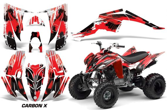 YAMAHA Raptor 350 Graphic Kit Carbon X 570x376 - Yamaha Raptor 350 Graphics