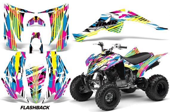 YAMAHA Raptor 350 Graphic Kit Flashback 570x376 - Yamaha Raptor 350 Graphics