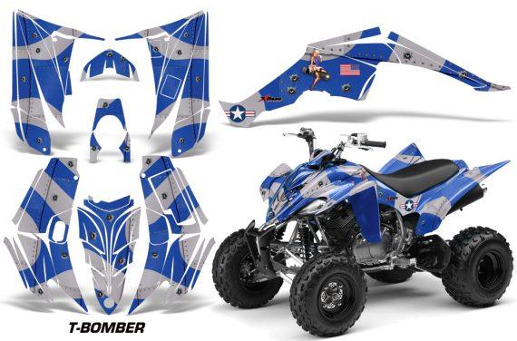YAMAHA Raptor 350 Graphic Kit T Bomber U 570x376 - Yamaha Raptor 350 Graphics
