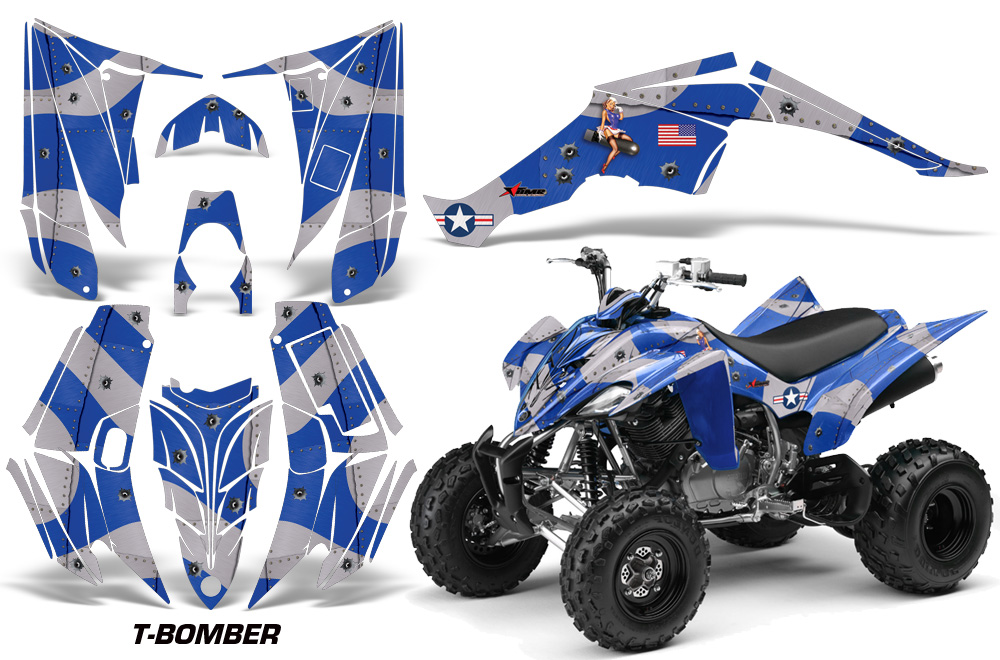 yamaha raptor 350 graphics creatorx graphics mx atv decals sled utv wraps. Black Bedroom Furniture Sets. Home Design Ideas