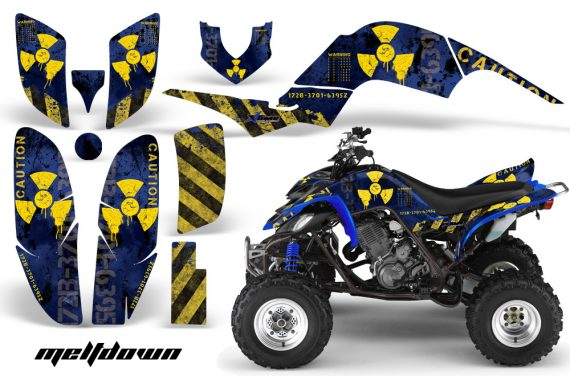 YAMAHA Raptor 660 AMR Graphic Kit MELTDOWN U Y 570x376 - Yamaha Raptor 660 Graphics