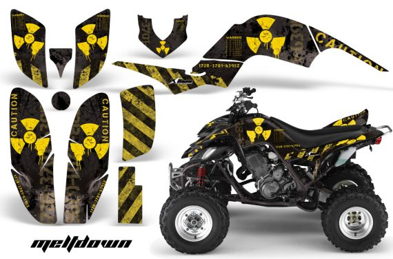 YAMAHA Raptor 660 AMR Graphic Kit MELTDOWN Y K 570x376 - Yamaha Raptor 660 Graphics