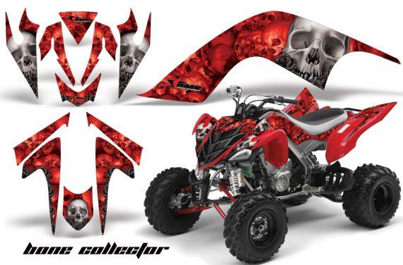YAMAHA Raptor 700 AMR Graphics BoneCollector Red JPG 570x376 - Yamaha Raptor 700 2006-2012 Graphics