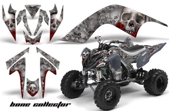 YAMAHA Raptor 700 AMR Graphics BoneCollector Silver JPG 570x376 - Yamaha Raptor 700 2006-2012 Graphics
