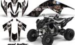 YAMAHA Raptor 700 AMR Graphics MadHatter Black Silverstripe JPG 150x90 - Yamaha Raptor 700 2006-2012 Graphics