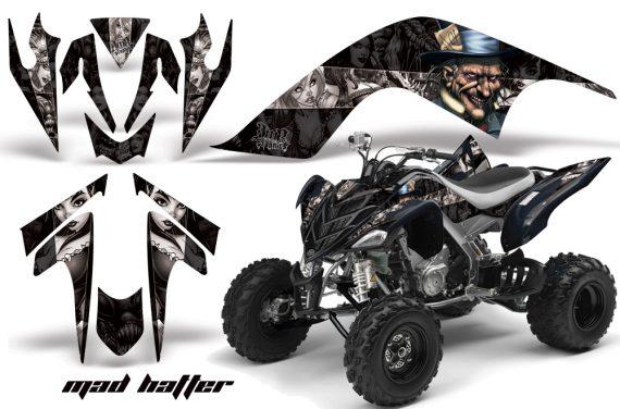 YAMAHA Raptor 700 AMR Graphics MadHatter Black Silverstripe JPG 570x376 - Yamaha Raptor 700 2006-2012 Graphics