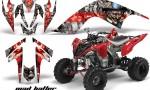 YAMAHA Raptor 700 AMR Graphics MadHatter Silver Redstripe JPG 150x90 - Yamaha Raptor 700 2006-2012 Graphics