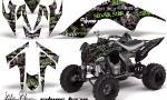 YAMAHA Raptor 700 AMR Graphics Silverhaze Green BlackBG JPG 150x90 - Yamaha Raptor 700 2006-2012 Graphics