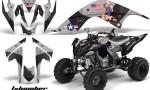 YAMAHA Raptor 700 AMR Graphics TBomber Black JPG 150x90 - Yamaha Raptor 700 2006-2012 Graphics