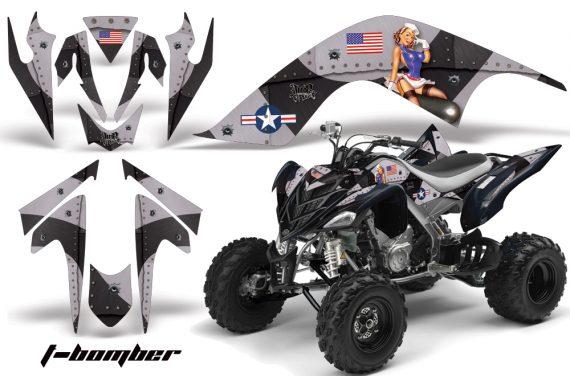 YAMAHA Raptor 700 AMR Graphics TBomber Black JPG 570x376 - Yamaha Raptor 700 2006-2012 Graphics