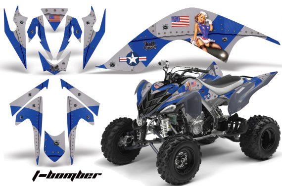 YAMAHA Raptor 700 AMR Graphics TBomber Blue JPG 570x376 - Yamaha Raptor 700 2006-2012 Graphics