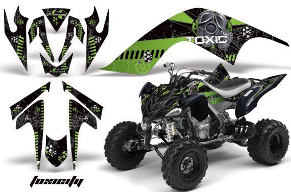 YAMAHA Raptor 700 AMR Graphics Toxicity Green JPG 570x376 - Yamaha Raptor 700 2006-2012 Graphics