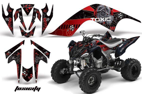 YAMAHA Raptor 700 AMR Graphics Toxicity Red JPG 570x376 - Yamaha Raptor 700 2006-2012 Graphics