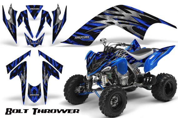 YAMAHA Raptor 700 CreatorX Graphics Kit Bolt Thrower Blue 570x376 - Yamaha Raptor 700 2006-2012 Graphics