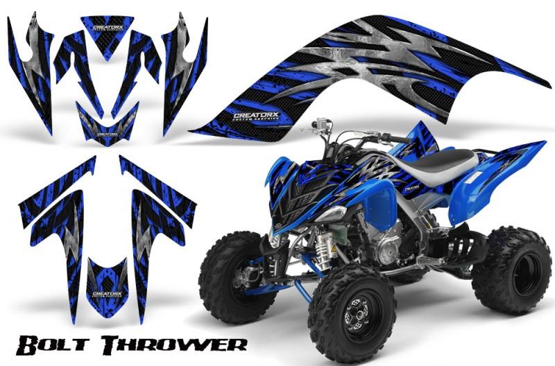 YAMAHA-Raptor-700-CreatorX-Graphics-Kit-Bolt-Thrower-Blue