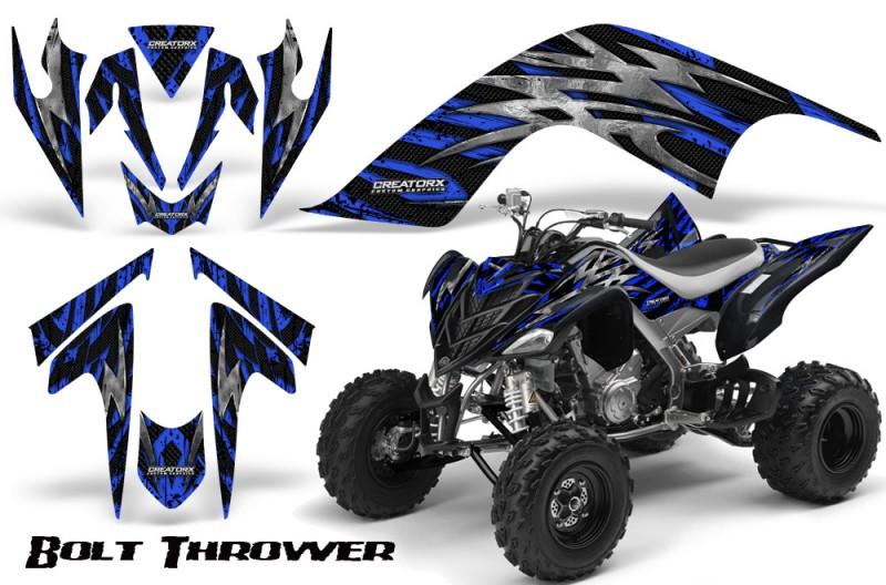 YAMAHA-Raptor-700-CreatorX-Graphics-Kit-Bolt-Thrower-Blue-BB