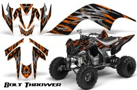 YAMAHA-Raptor-700-CreatorX-Graphics-Kit-Bolt-Thrower-Orange