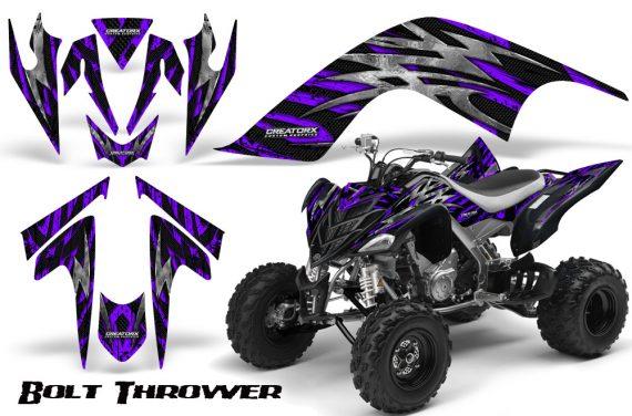 YAMAHA Raptor 700 CreatorX Graphics Kit Bolt Thrower Purple 570x376 - Yamaha Raptor 700 2006-2012 Graphics