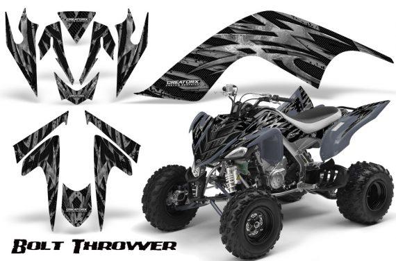 YAMAHA Raptor 700 CreatorX Graphics Kit Bolt Thrower Silver 570x376 - Yamaha Raptor 700 2006-2012 Graphics