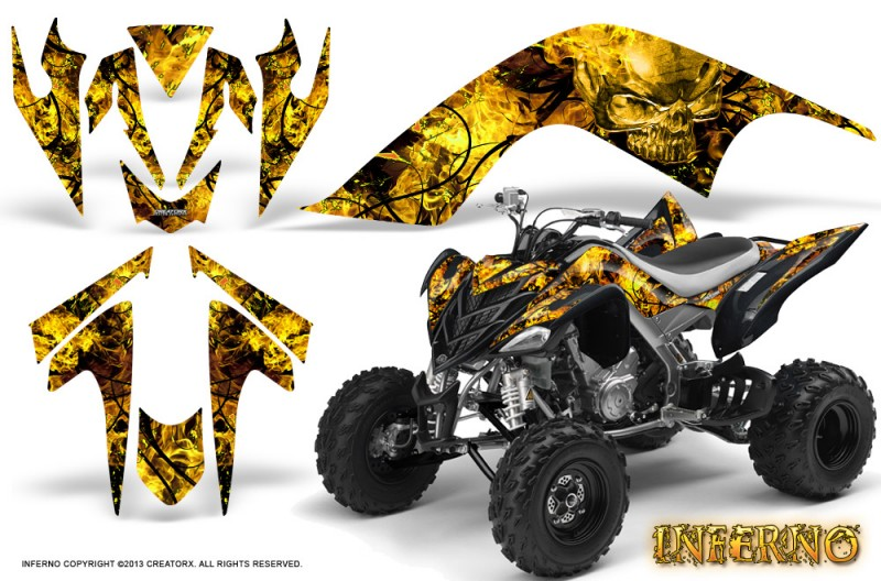 YAMAHA-Raptor-700-CreatorX-Graphics-Kit-Inferno-Yellow-BB