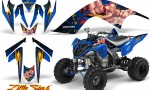YAMAHA Raptor 700 CreatorX Graphics Kit Little Sins Blue 150x90 - Yamaha Raptor 700 2006-2012 Graphics